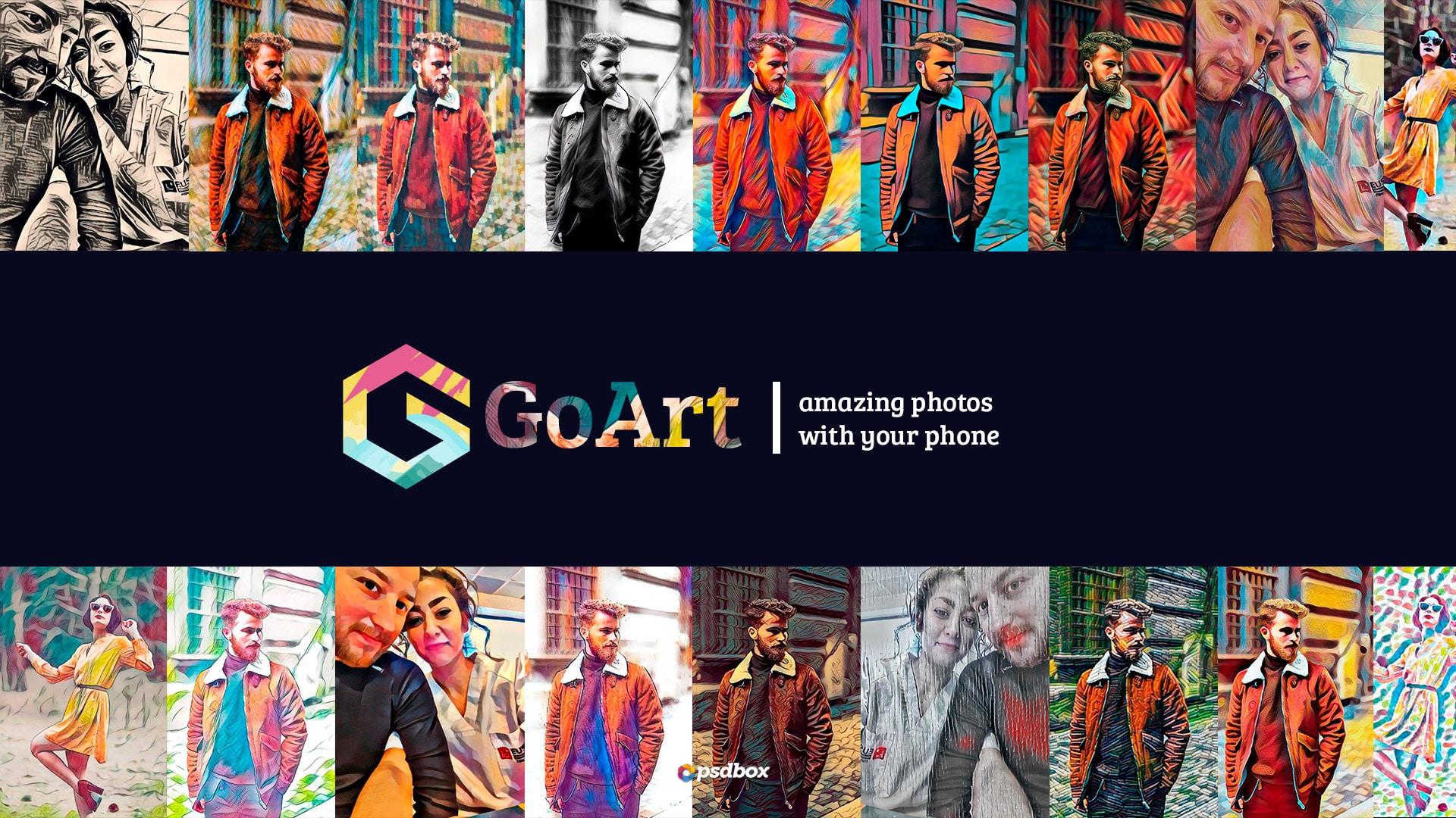 GoArt