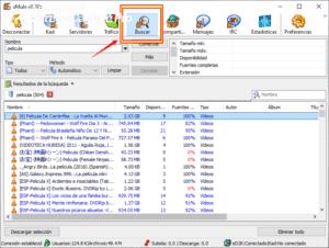 Cómo descargar archivos con eMule en Windows 10