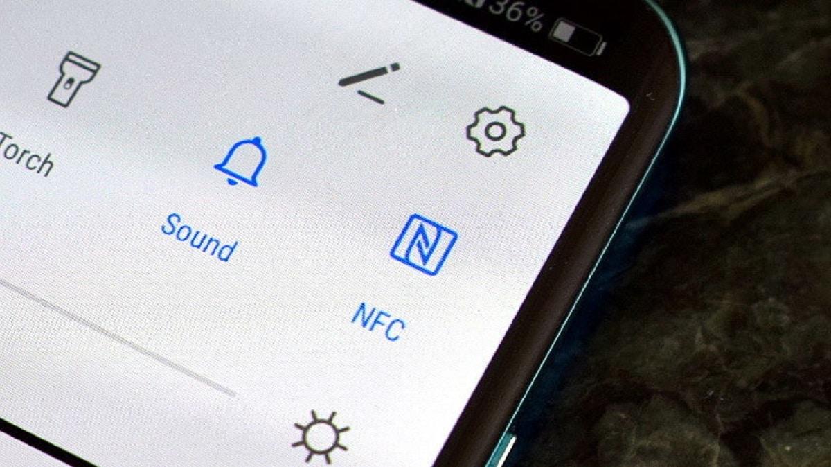 NFC en smartphone