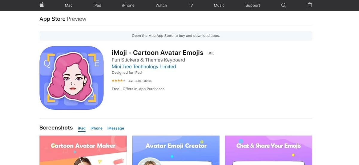 app IMoji