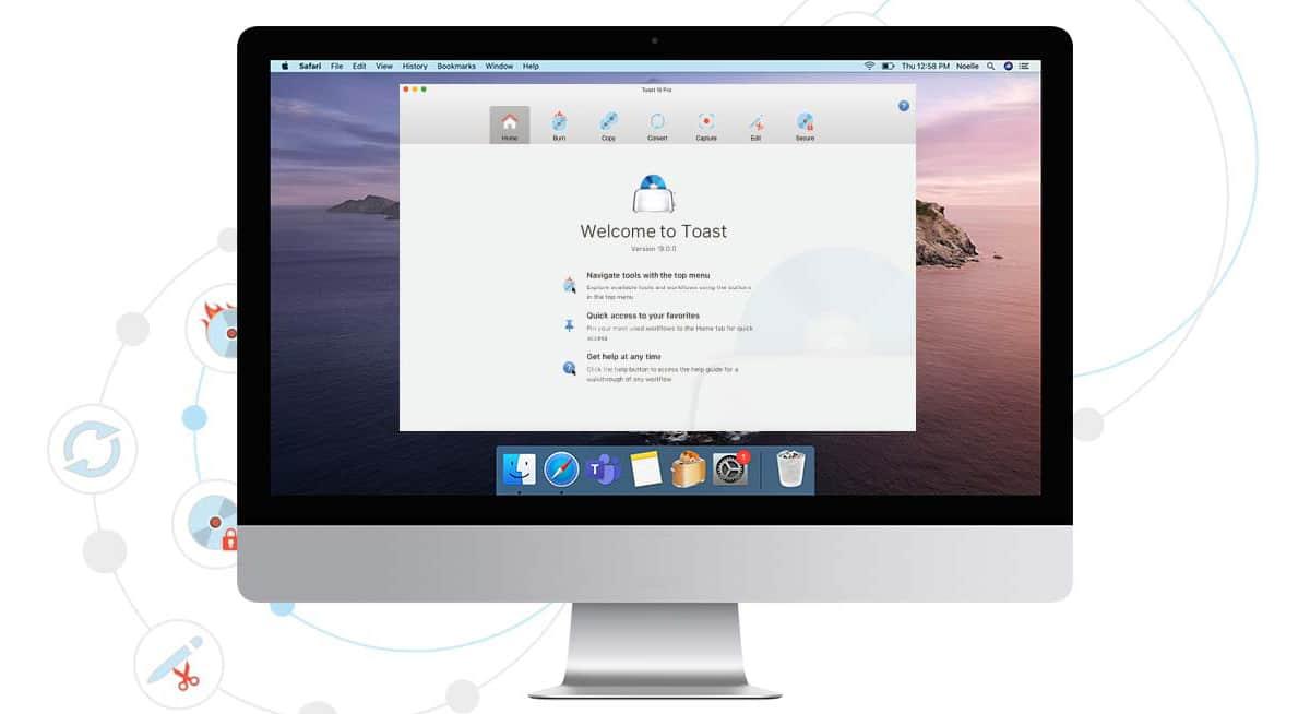 Abrir archivos .bin en macOS