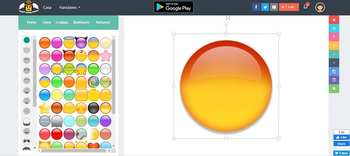 crear emojis