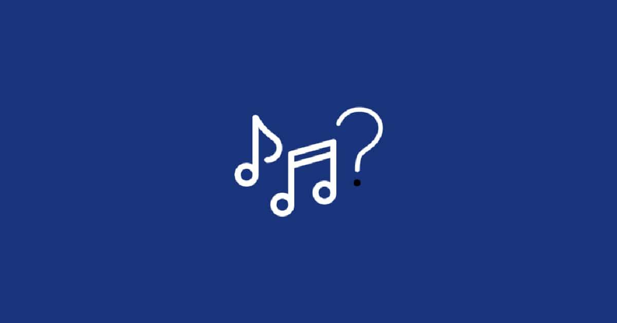aplicaciones para reconocer música
