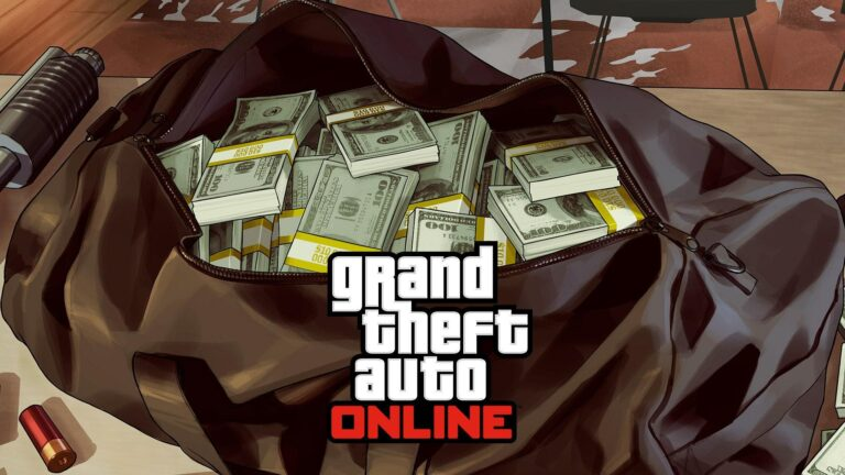 como dar dinero en gta v online