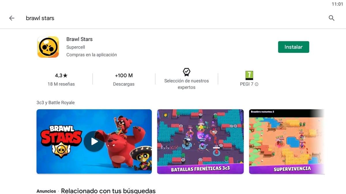 Instalar Brawl Stars BlueStacks