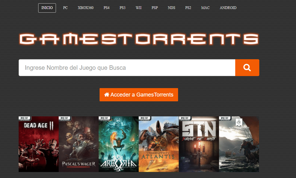 GamesTorrents