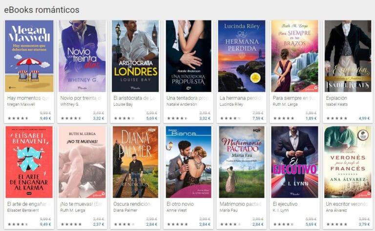 descargar libros románticos
