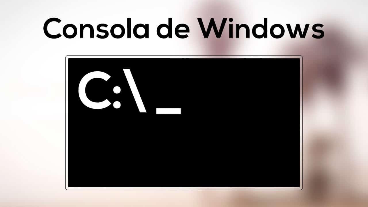 Consola de Windows