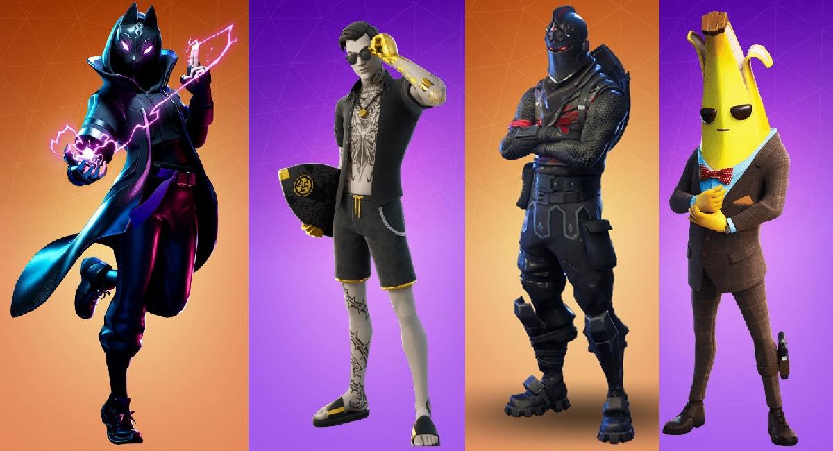 Skins Fortnite 2021