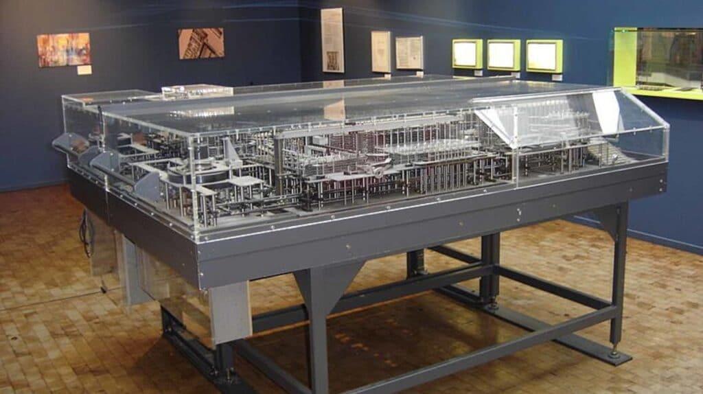 Z1, el primer ordenador de la historia