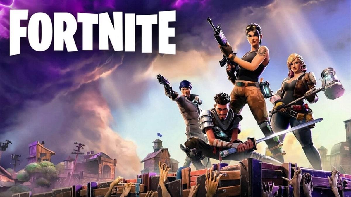 Salvar el mundo Fortnite