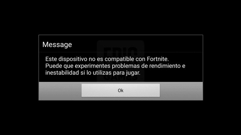 requisitos Fortnite