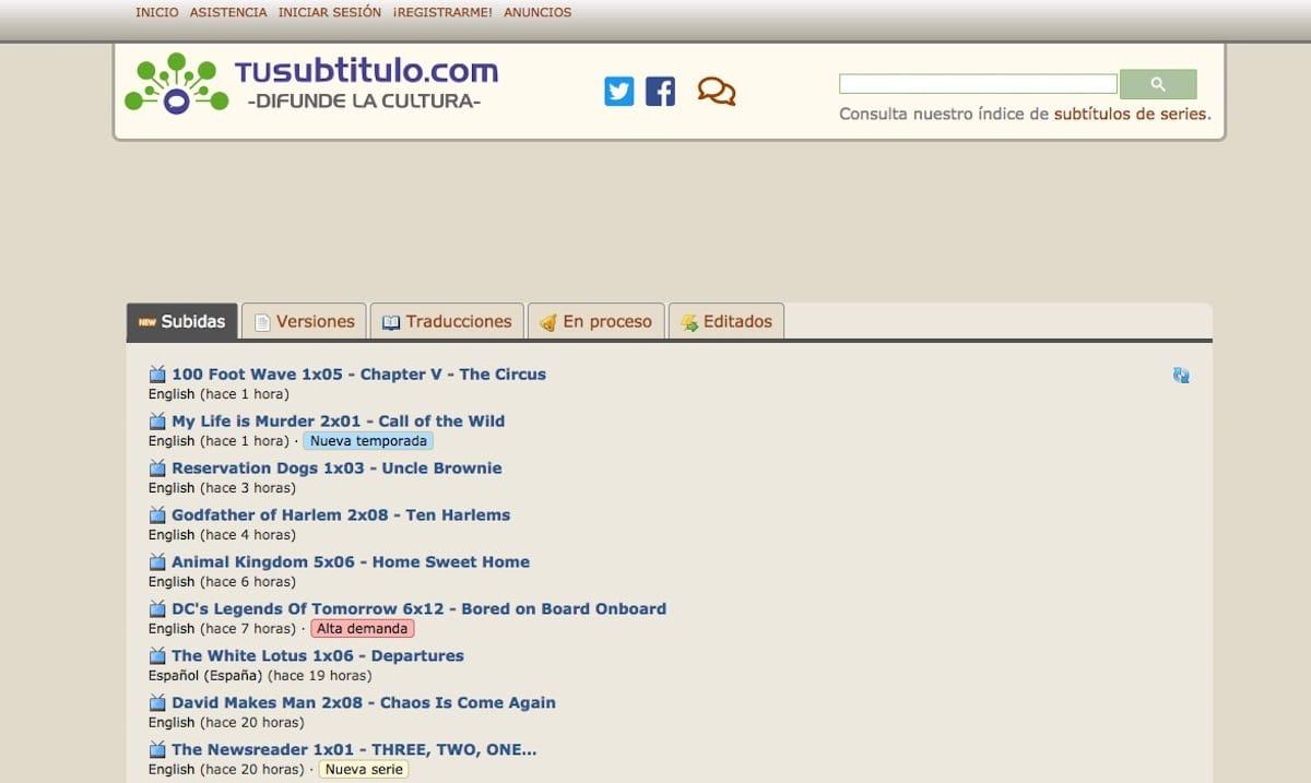 TUsubtitulo.com