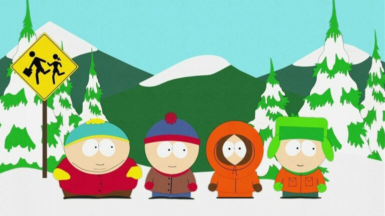 Donde ver South Park