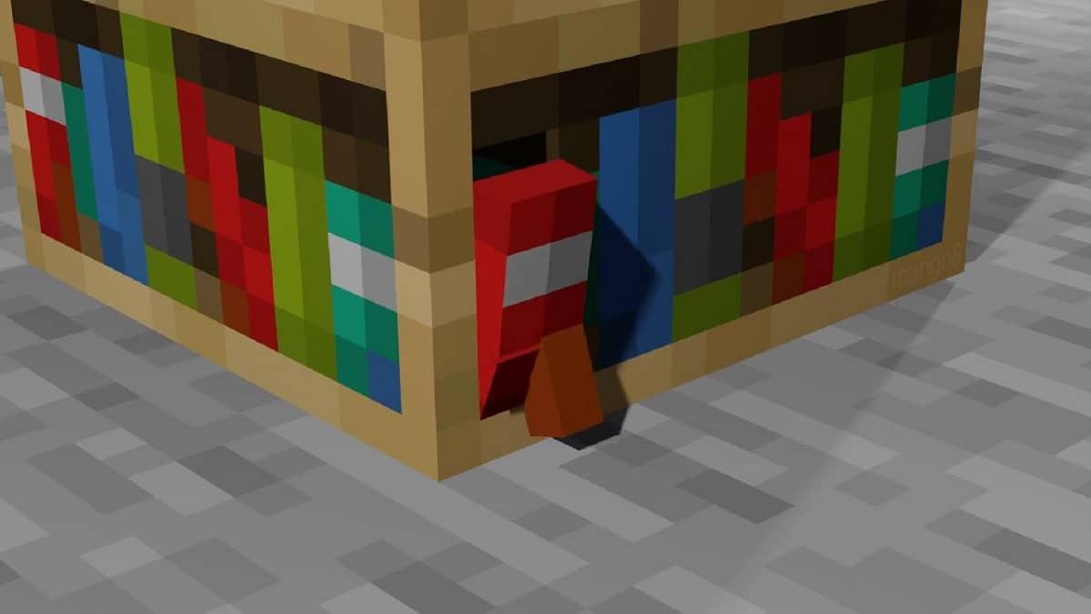 Libreria Minecraft