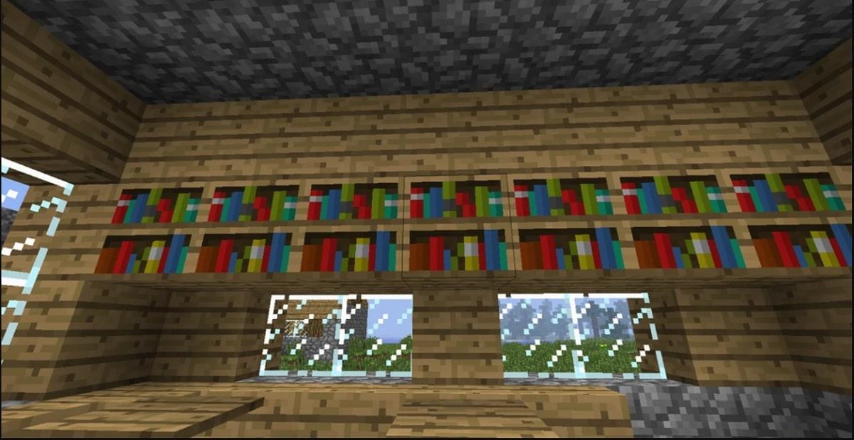 Minecraft libreria