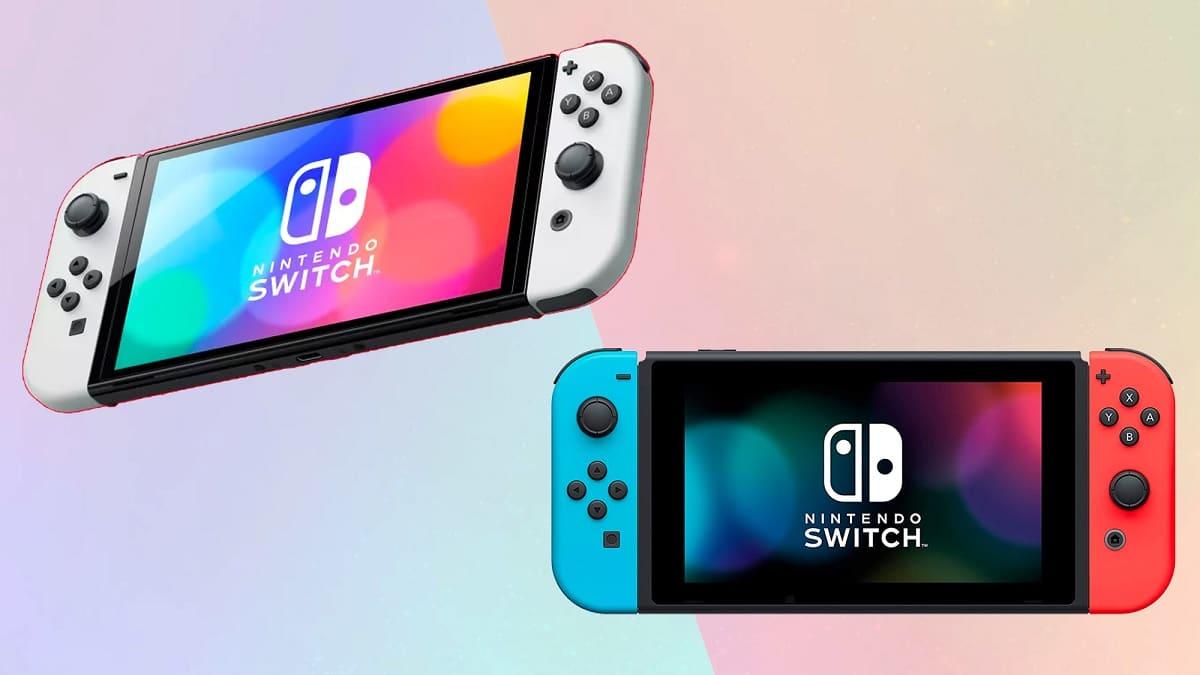 Nintendo Switch y Switch OLED