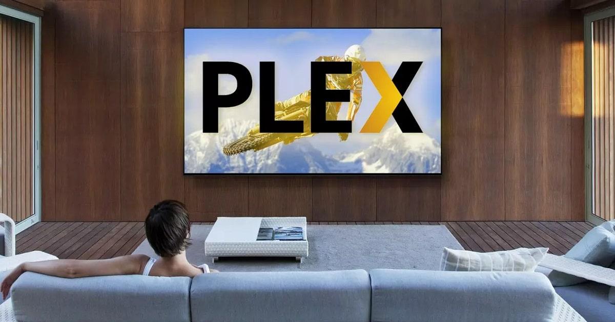 smart tv plex