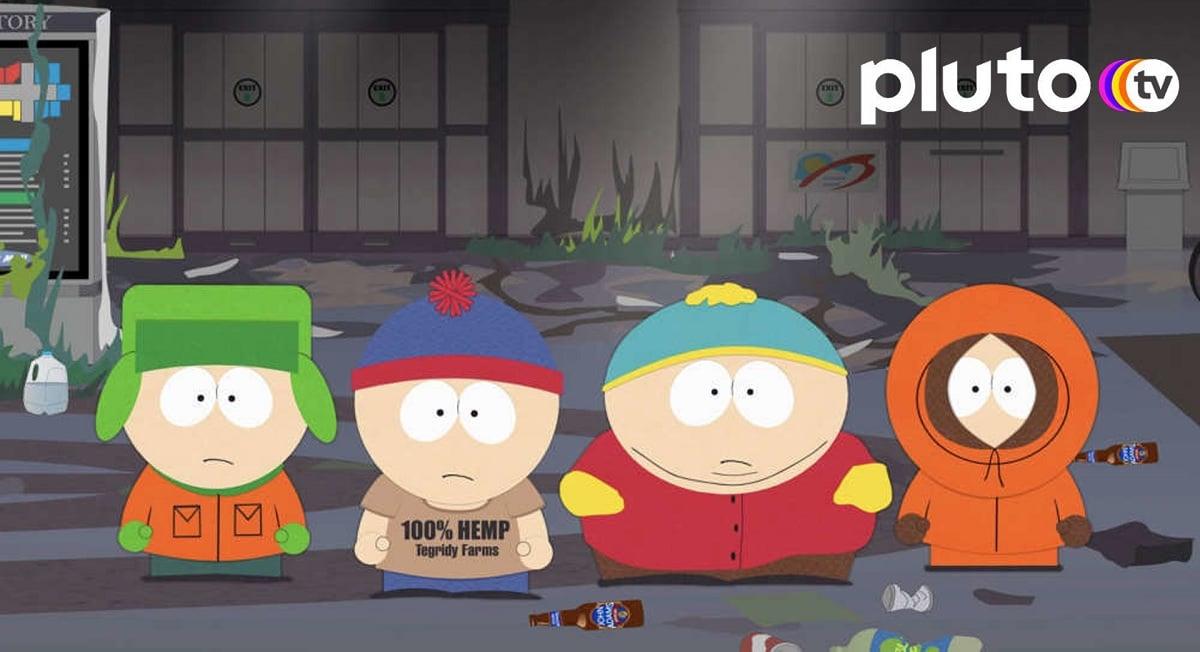 Pluto TV South Park