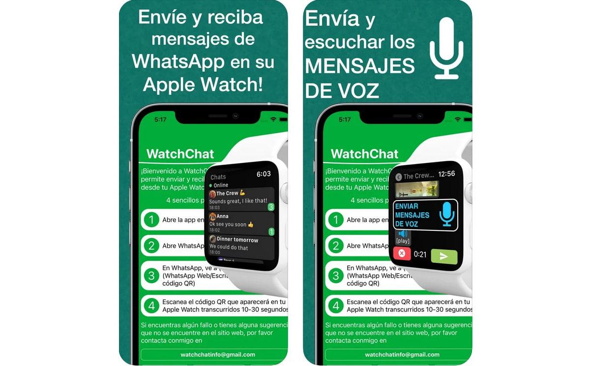 WatchChat para WhatsApp
