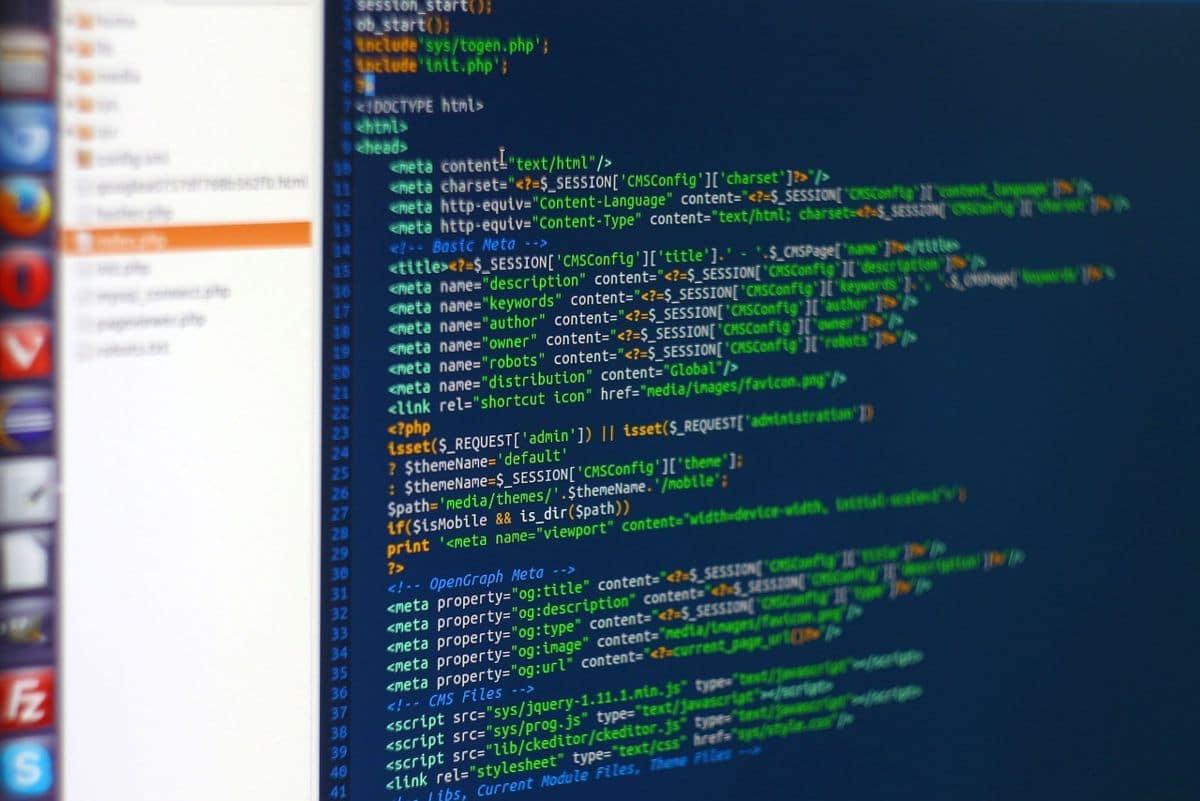 Edición de un archivo en Ubuntu