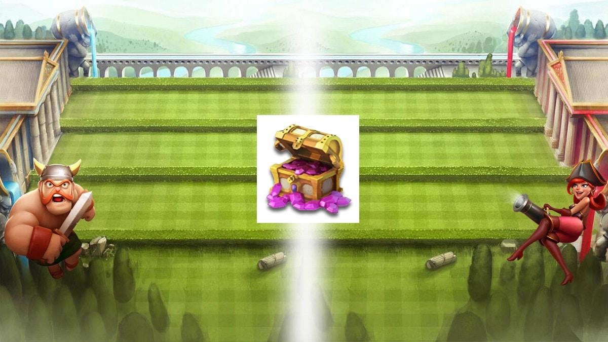 castle crush gemas