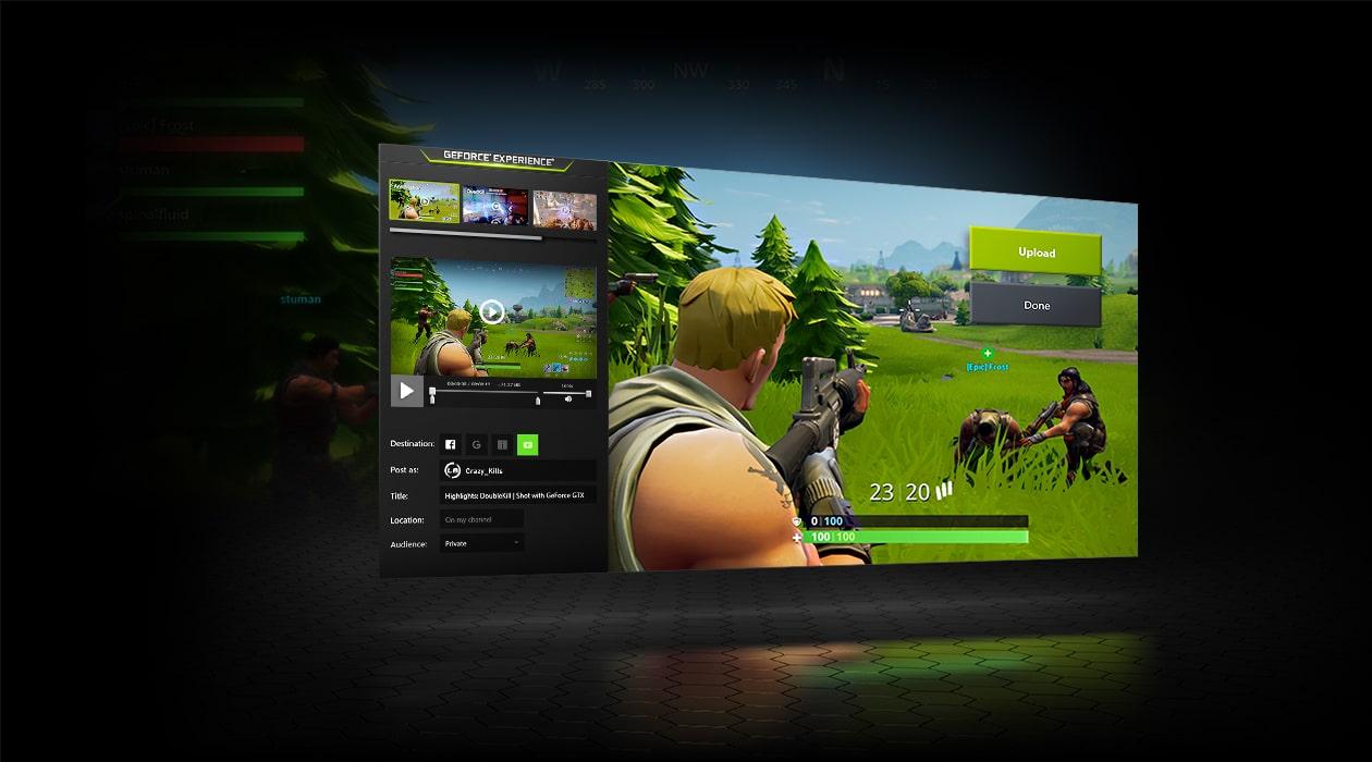 Geforce Nvidia Experience