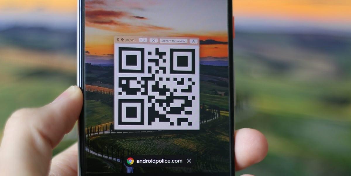 Escanear codigo QR en Android