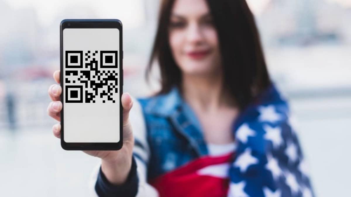 Guardar codigo QR en Android