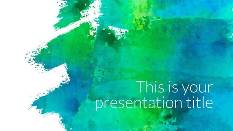 Plantillas PowerPoint creativas