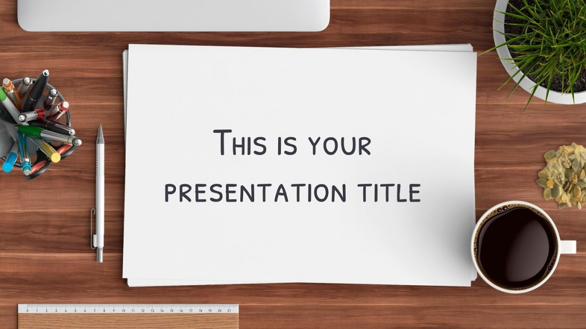 Presentacion escritorio plantilla