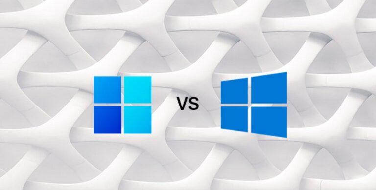 windows 10 vs windows 11